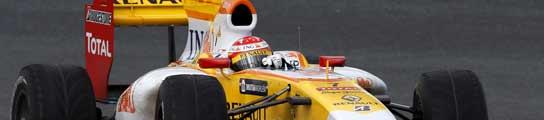 Fernando Alonso en el nuevo R29