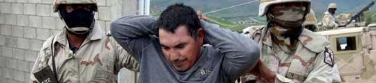 Detienen a un sicario del narcotráfico por deshacer en ácido 300 cadáveres