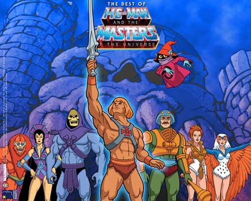 He-Man y los Masters del Universo irán al cine por el