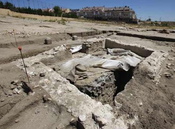 Ruinas de Arroyomolinos