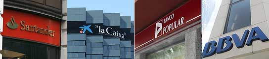 Los grandes bancos ganaron el a o pasado millones de euros pese a la crisis - La caixa pisos en venta ...