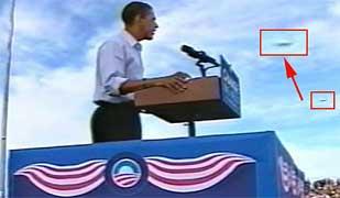 Obama y los extraterrestres (MSNBC).