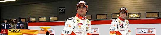 Piquet y Alonso