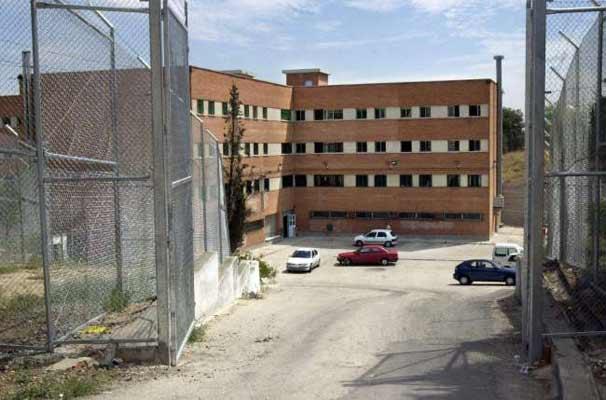Centro de internamiento de menores.