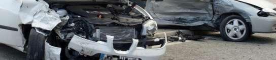Accidente ocurrido el pasado 31 de enero en la avda. Chucena.