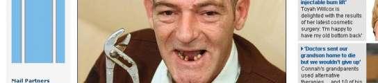Ian Boynton se ha arrancado los dientes que le dolían.