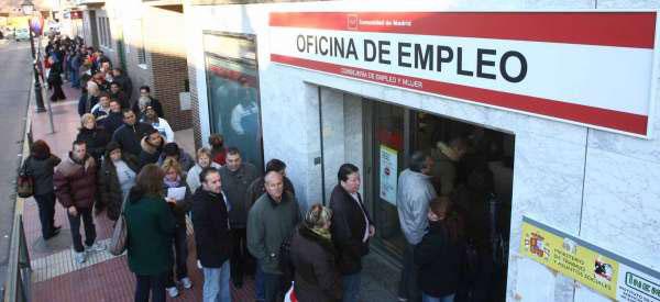 El paro nos come vivos for Oficina de empleo madrid