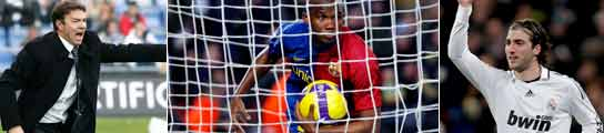 El Barça es inabordable, el Madrid se afianza segundo y el Atlético se estrena en 2009