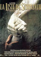 La lista de Schindler - Cartel