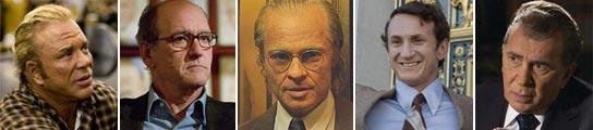 Actores nominados al Oscar