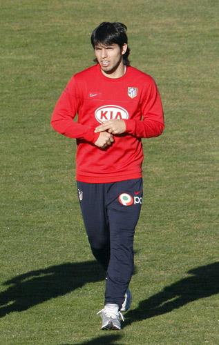 Sergio 'Kun' Agüero