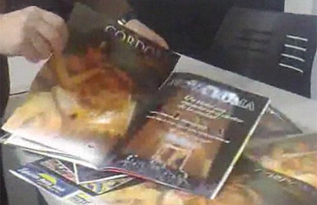 Revista con anuncio de Córdoba 2016