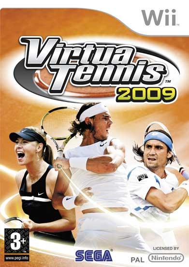Virtua Tennis para Wii