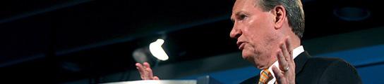 El presidente y director ejecutivo de General Motors, Rick Wagoner