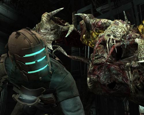 Dead Space Wii