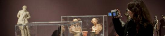 Colecciones de Yves Saint Laurent y Pierre Berge