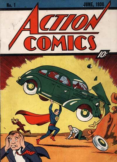 Action Cómics No.1