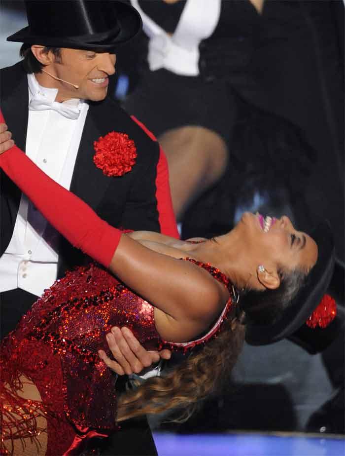 Beyoncé en los Oscar 2009