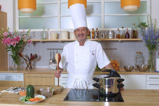 cocinero limpio cocinero guarro