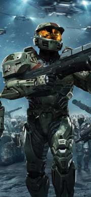 Halo Wars.