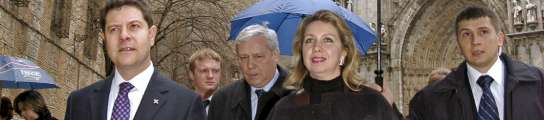 La primera dama rusa en Toledo