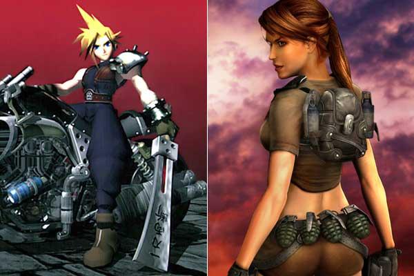 Cloud y Lara