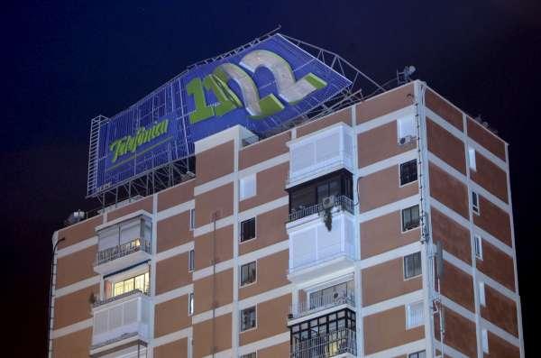 El cartel mantuvo cortada la entrada a Madrid por la A-2