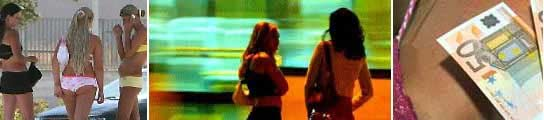 Las prostitutas podrán abrir burdeles en pisos para salir de las calles de Barcelona  (Imagen: ARCHIVO)
