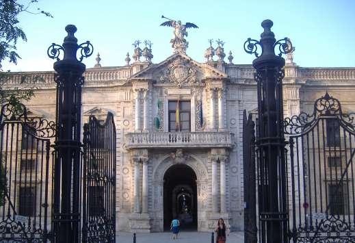 Fábrica de Tabaco (Universidad de Sevilla)