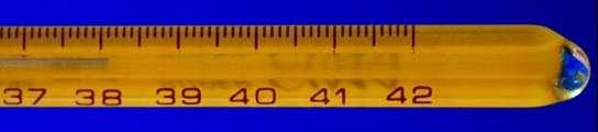 Los termómetros de mercurio pasarán a la historia a partir de abril
