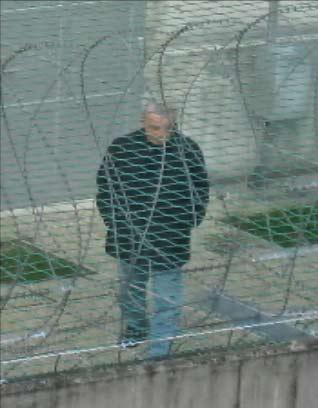 Josef Fritzl, en prisión.