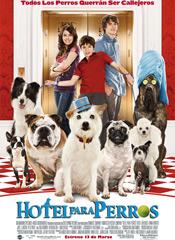 Hotel para perros - Cartel