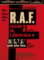 RAF: Facci�n del Ej�rcito Rojo - Cartel