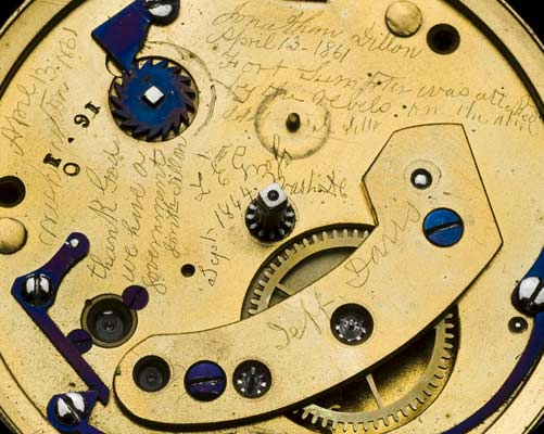 Reloj de Lincoln
