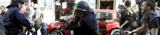 Nueva jornada de protestas contra Bolonia