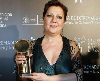 Carmen Linares, cantaora