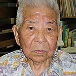 Tiene 93 años y es el único superviviente vivo de las bombas de Hiroshima y Nagasaki