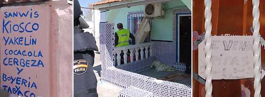 Detienen a 16 miembros de una familia, el 'clan de los emilios', por tráfico de drogas  (Imagen: POLICÍA NACIONAL)