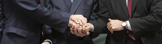 Reunión para el acuerdo en el Gobierno vasco