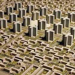Proyecto de Le Corbusier para París