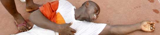 Al menos 22 muertos en una avalancha humana en partido Costa de Marfil-Malawi  (Imagen: REUTERS)