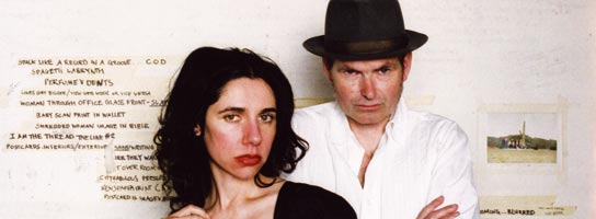PJ Harvey & John Parish