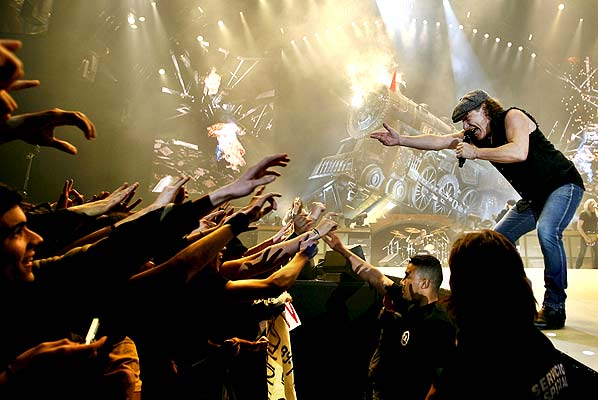 AC/DC en Barcelona