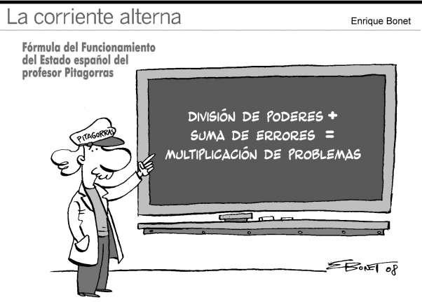 Uno de los chistes de matemáticas recopilados por Pablo Flores.