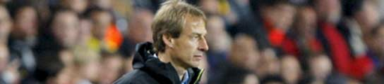 El entrenador del Bayern de Múnich, Jürgen Klinsmann