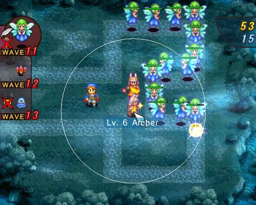 FF: Crystal Defenders R1