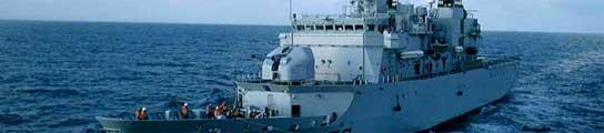 Una fragata francesa captura a once piratas somalíes en una embarcación nodriza  (Imagen: ARCHIVO)