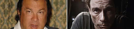 Van Damme y Steven Seagal