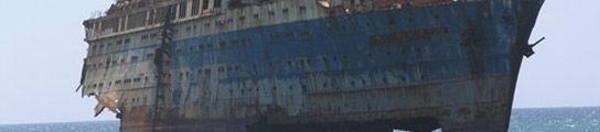La crisis aumentará el abandono y el hundimiento de barcos en Mediterráneo  (Imagen: <a href=