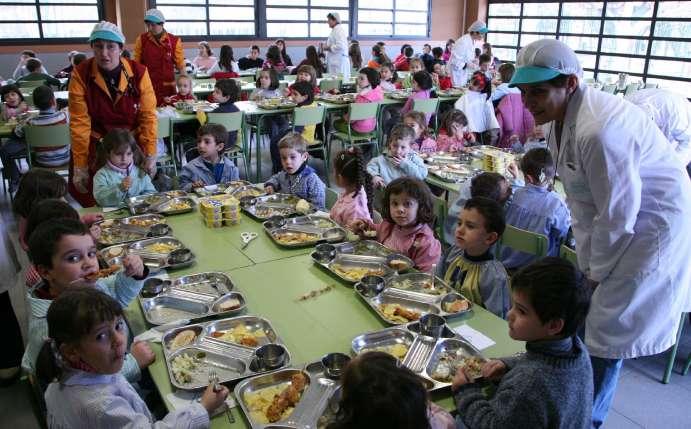 Los hijos de parados sin ingresos podrán pedir becas de comedor ...